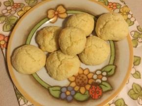 Biscotti gemma cocco e riso