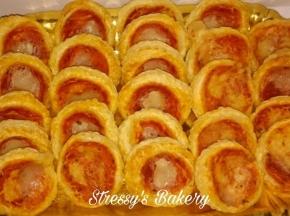Mini Pizzette