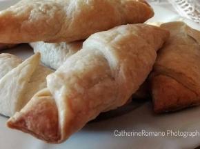 Croissants veloci alla crema