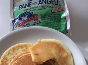 Pancake per la colazione americana