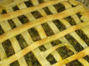 Pasta matta con broccoletti e salsiccia