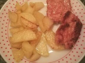 salsiccia e patate