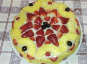 Torta fruttosa