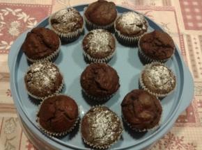 (I miei) Muffin al cioccolato