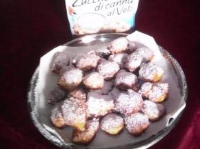 Frittelle dolci di ricotta