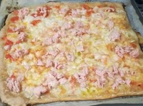 Pizza di Timilia