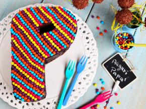 Torta al cioccolato per la Festa del Papà