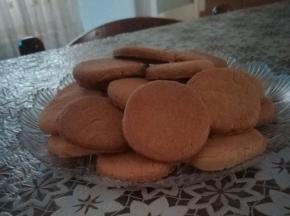 Biscotti light per colazione