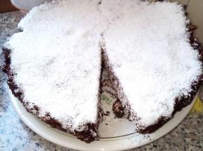 Torta riso soffiato