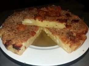 torta dei 5 minuti (salata)