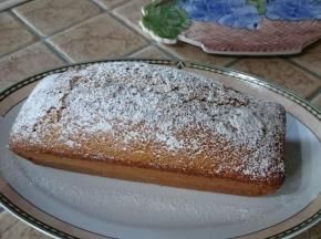 Torta (plumcake) con yogurt greco della dolcina Topino14