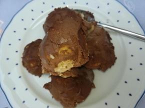 Profiteroles cioccolatosi