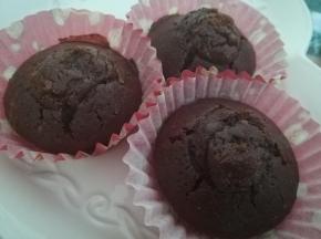 Muffin morbidi al cioccolato