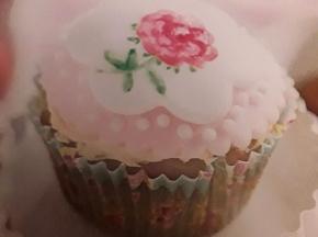 Cupcakes vaniglia e cioccolato bianco