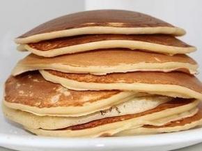 Pancake no uova
