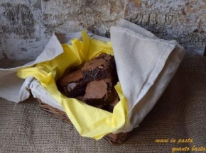 Brownies al cardamomo