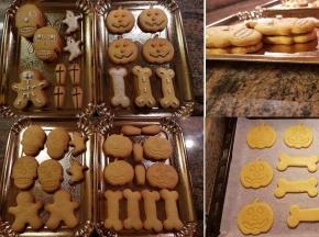 Biscotti farciti per Halloween
