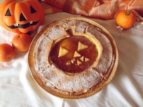 [9° Sfida culinaria_HALLOWEEN]_Crostata di Halloween