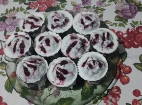 Bloody cupcakes al cardamomo