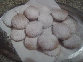 Polvorones ( biscotti alle mandorle)