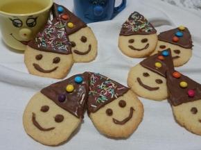 Allegre faccine [10° Dolce Sfida Culinaria] I LOVE Cioccolato