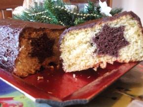 Plum cake con sorpresa
