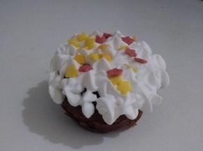Cupcake al cacao