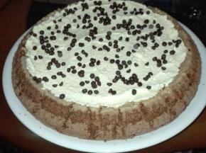 Crostata morbida al cacao e caffè
