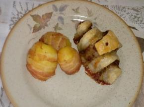 Croissant di carne (ricetta della dolcina Miluessa)