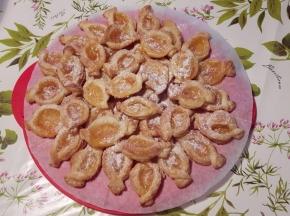 Caramelle di sfoglia:dolci