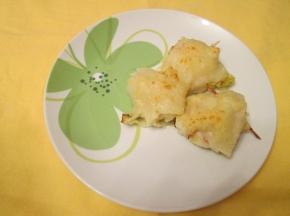 bocconcini di verza pancetta e patate