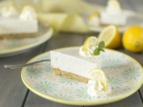 CheeseCake al limone e spezie