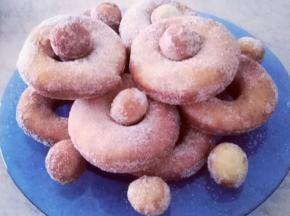 Ciambelle dolci