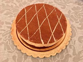 Torta Mousse al caffè di Benedetta