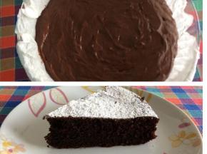 """Torta al cacao (""""tipo"""" di chiarapassion)"""