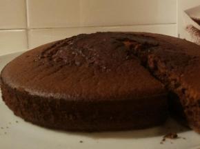 torta cannella e cacao