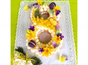 Cream tart ''8 Marzo''