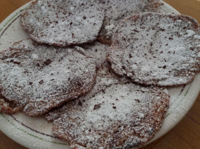 Pancake fragola e cioccolato