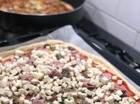 Pizza di casa