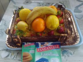 torta in cassetta della blogger Brodo di coccole