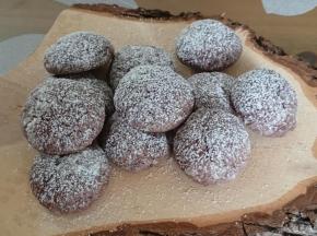 Biscotti morbidi cacao-arancia