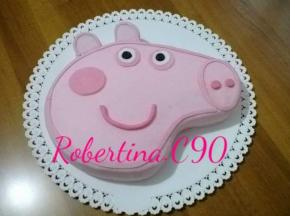 Torta di compleanno in pdz senza glutine