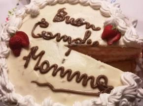 Dolce  compleanno  Mamma