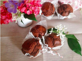 Muffin Ciobar e arancia