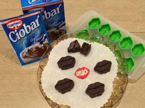 Cioccolatini con cuore di Ciobar [Sfida Speciale Ciobar]