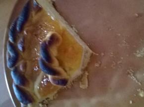crostata zenzero e agrumi