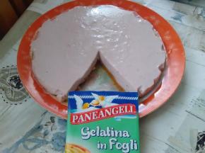 torta allo yogurt fredda