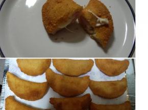 Sofficini Prosciutto cotto e Mozzarella