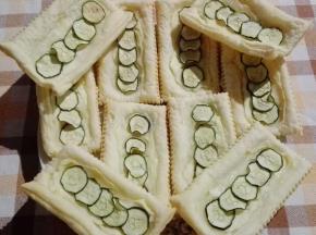 Sfogliatine di zucchine