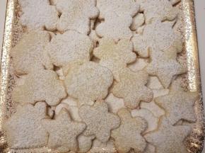 Biscotti di frolla da pasticceria